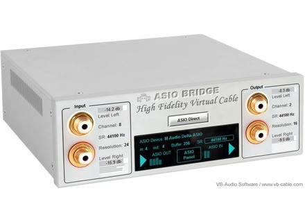 VB-Audio Software HiFi Cable & ASIO Bridge