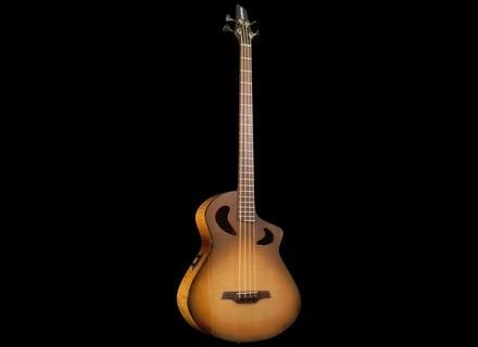 Veillette Cutaway Acoustic Bass