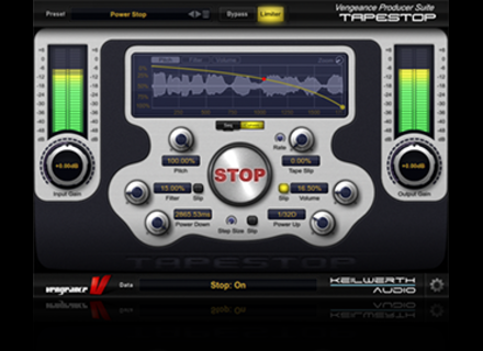Vengeance Sound TapeStop