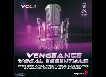 Vengeance Sound Vocal Essentials vol.1