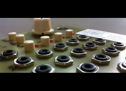 Vermona Quad MIDI-CV Interface