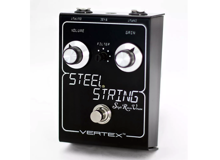 "Vertex Effects Systems Steel String ""S.R.V."""