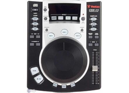 Vestax CDX-05