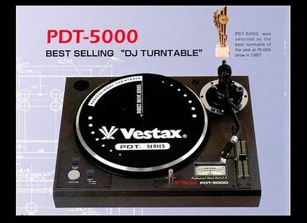 Vestax PDT-5000