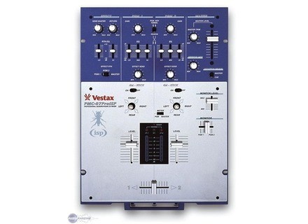 Vestax PMC-07 Pro ISP
