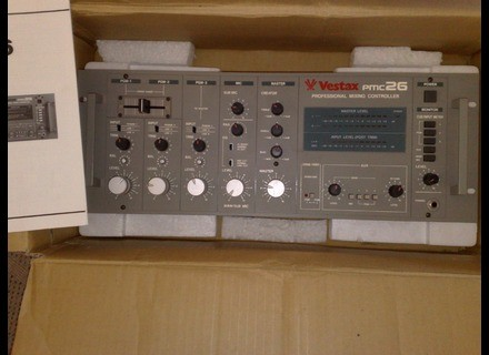 Vestax PMC-26