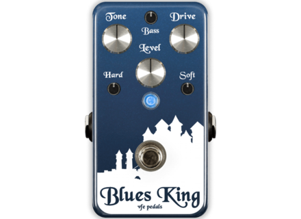 vfe pedals blues king v3 overdrive pedal for guitar for pre order and at namm 2015 audiofanzine. Black Bedroom Furniture Sets. Home Design Ideas