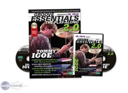 Vic Firth Tommy Igoe's Groove Essentials 2.0