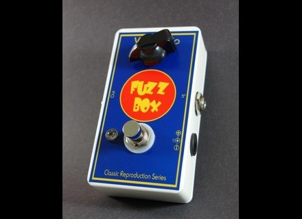 Vick Audio Fuzz Box