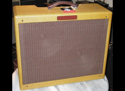 Victoria Amplifier Double Deluxe