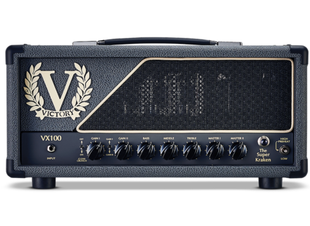 Victory Amps VX100 The Super Kraken
