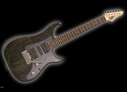Vigier Excalibur Shawn Lane Master Signature