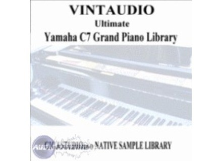 Vintaudio Yamaha C7 Grand Piano