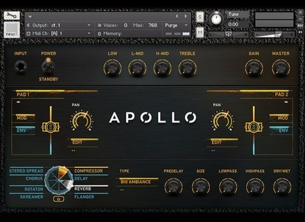 Vir2 Apollo: Cinematic Guitars