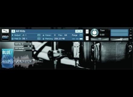 Vir2 Instruments BLUE: Jazz Drums