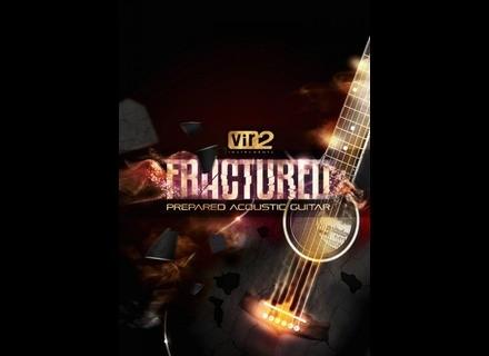Vir2 Instruments Fractured : Prepared Acoustic Guitar