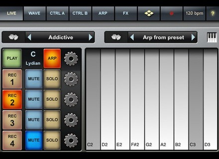 VirSyn  Addictive microSynth