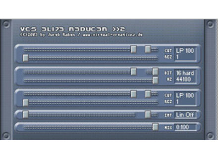 Virtual Creations 3LI73 Reducer
