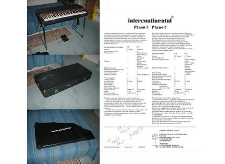 Viscount Intercontinental Piano 7