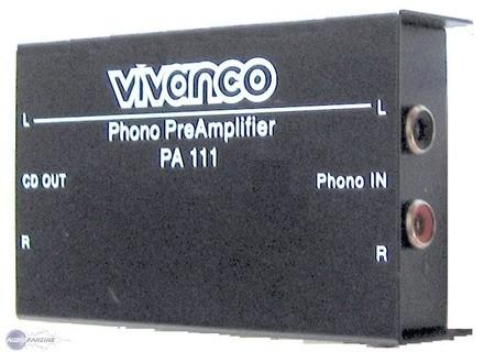 Vivanco PA 111