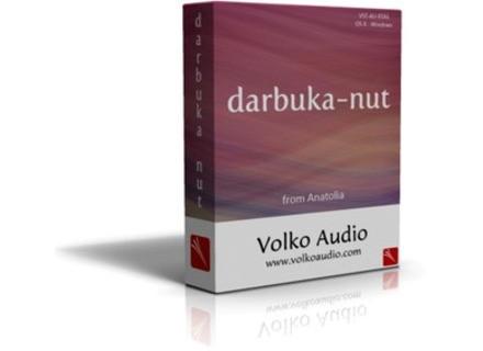 Volko Audio Darbuka-nut