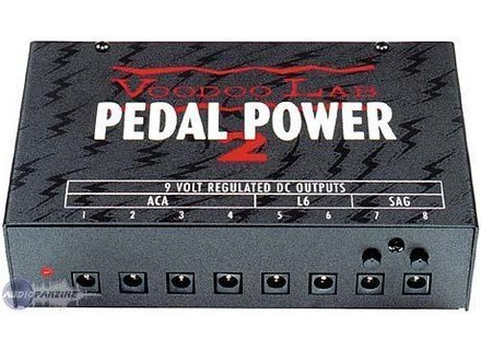 Voodoo Lab Pedal Power 2