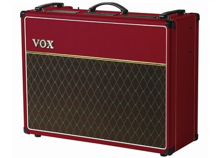 Vox AC30C2-RD Red Limited Edition