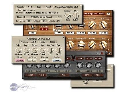 Voxengo Analogflux Suite