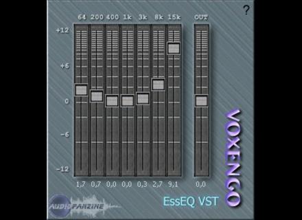 Voxengo EssEQ [Freeware]