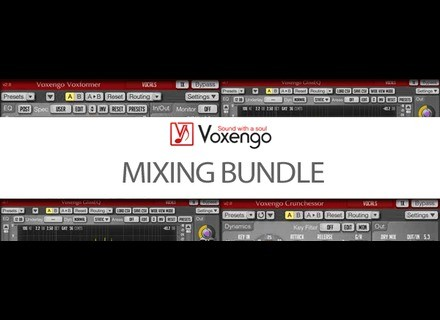 Voxengo Mixing Bundle