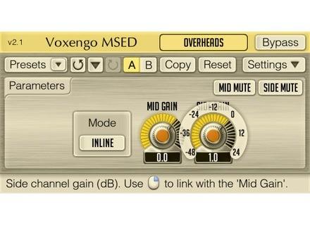 Voxengo MSED [Freeware]