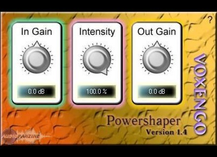 Voxengo Powershaper [Freeware]