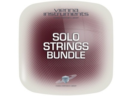 VSL Solo Strings Bundle