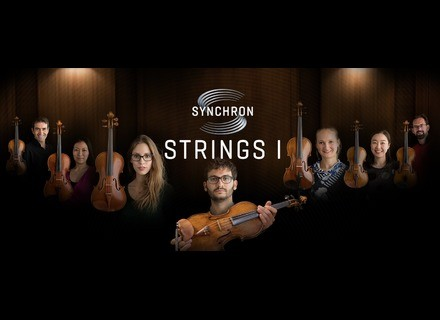 VSL Synchron Strings I