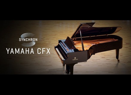 VSL Synchron Yamaha CFX