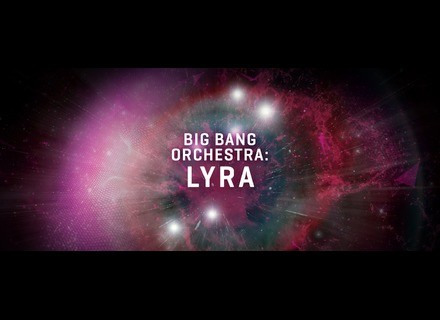 VSL (Vienna Symphonic Library) Big Bang Orchestra Lyra - High Strings