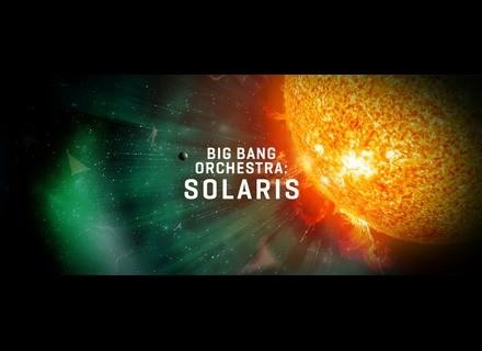 VSL (Vienna Symphonic Library) Big Bang Orchestra: Solaris