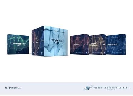 VSL (Vienna Symphonic Library) DVD Pro Edition