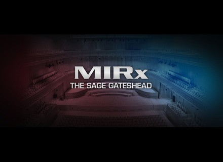 VSL (Vienna Symphonic Library) MIRx The Sage Gateshead