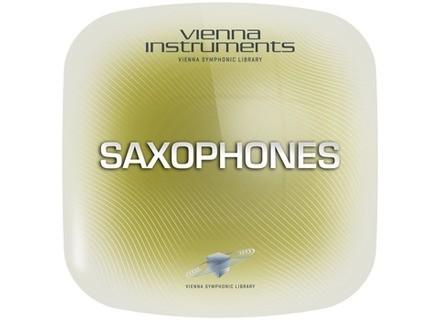 VSL (Vienna Symphonic Library) Saxophones