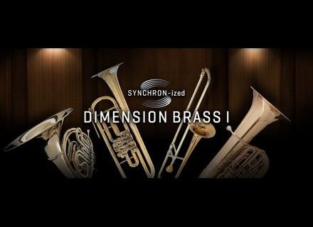 VSL (Vienna Symphonic Library) Synchron-ized Dimension Brass I