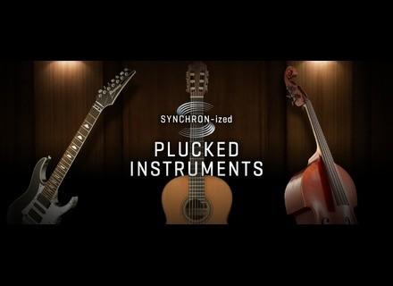VSL (Vienna Symphonic Library) Synchron-ized Plucked Instruments