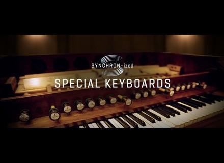 VSL (Vienna Symphonic Library) Synchron-ized Special Keyboards