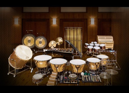 VSL (Vienna Symphonic Library) Synchron Percussion I