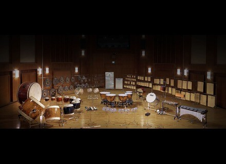 VSL (Vienna Symphonic Library) Synchron Percussion II