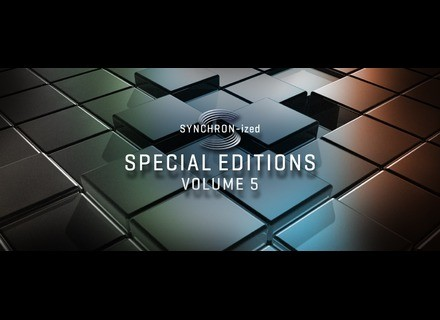 VSL (Vienna Symphonic Library) Synchronized Special Edition Vol.5 - Dimension Strings
