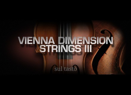 VSL (Vienna Symphonic Library) Vienna Dimension Strings III
