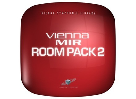VSL (Vienna Symphonic Library) Vienna MIR RoomPack 2 - Studios & Sound Stages