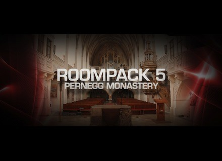 VSL (Vienna Symphonic Library) Vienna MIR RoomPack 5 – Pernegg Monastery