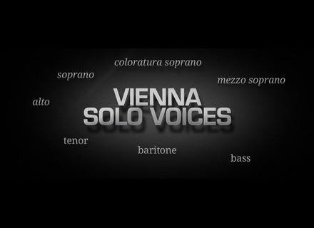 VSL (Vienna Symphonic Library) Vienna Solo Voices